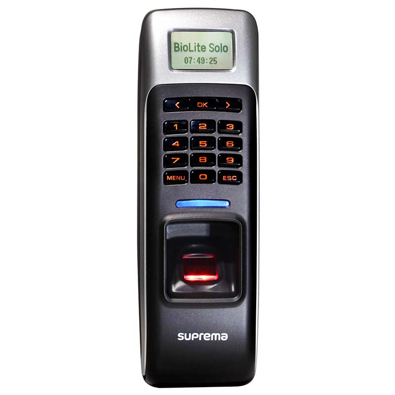Suprema BioLite Solo Fingerprint Reader