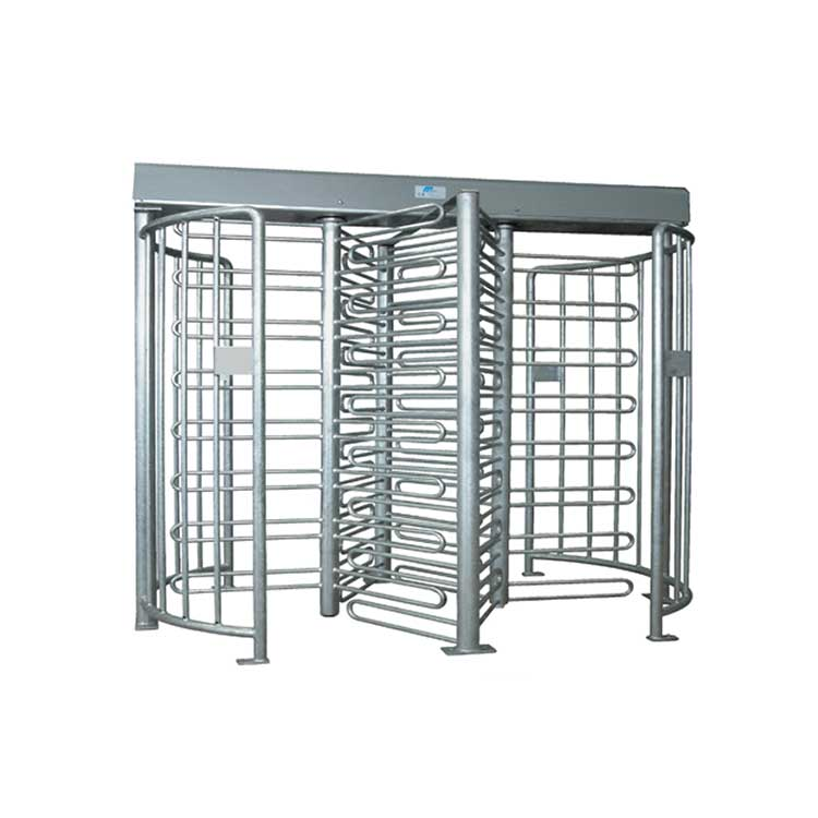 Double Full Height Turnstile