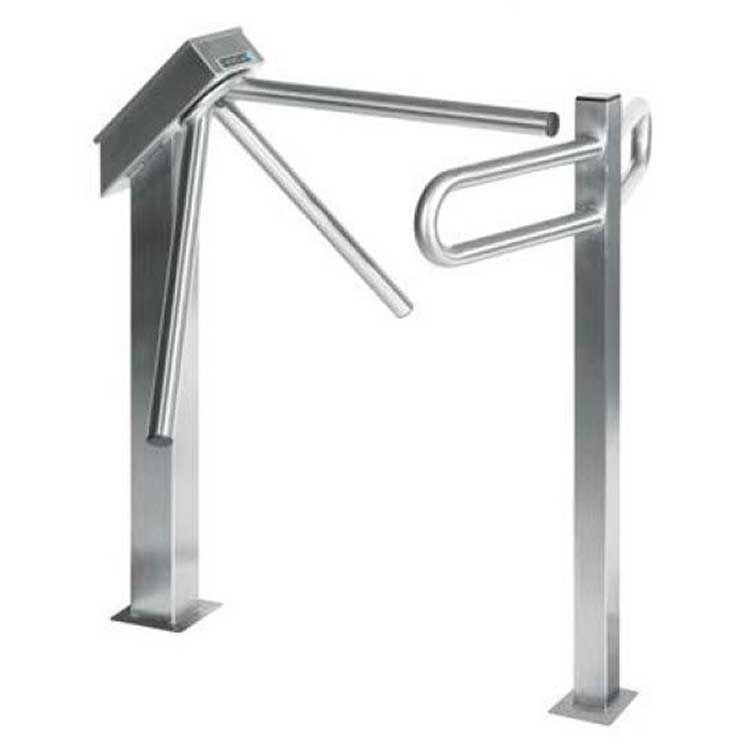 Sidewinder Mechanical Turnstile