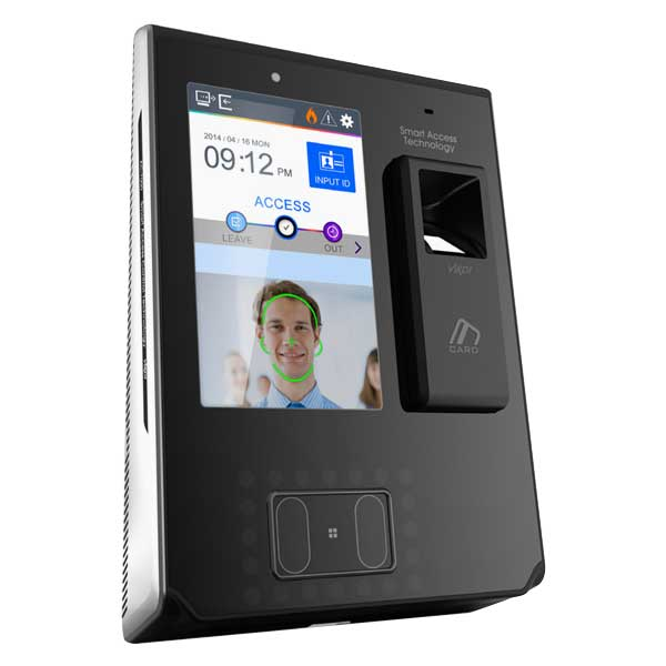 Virdi AC7000 Fingerprint and Face Reader